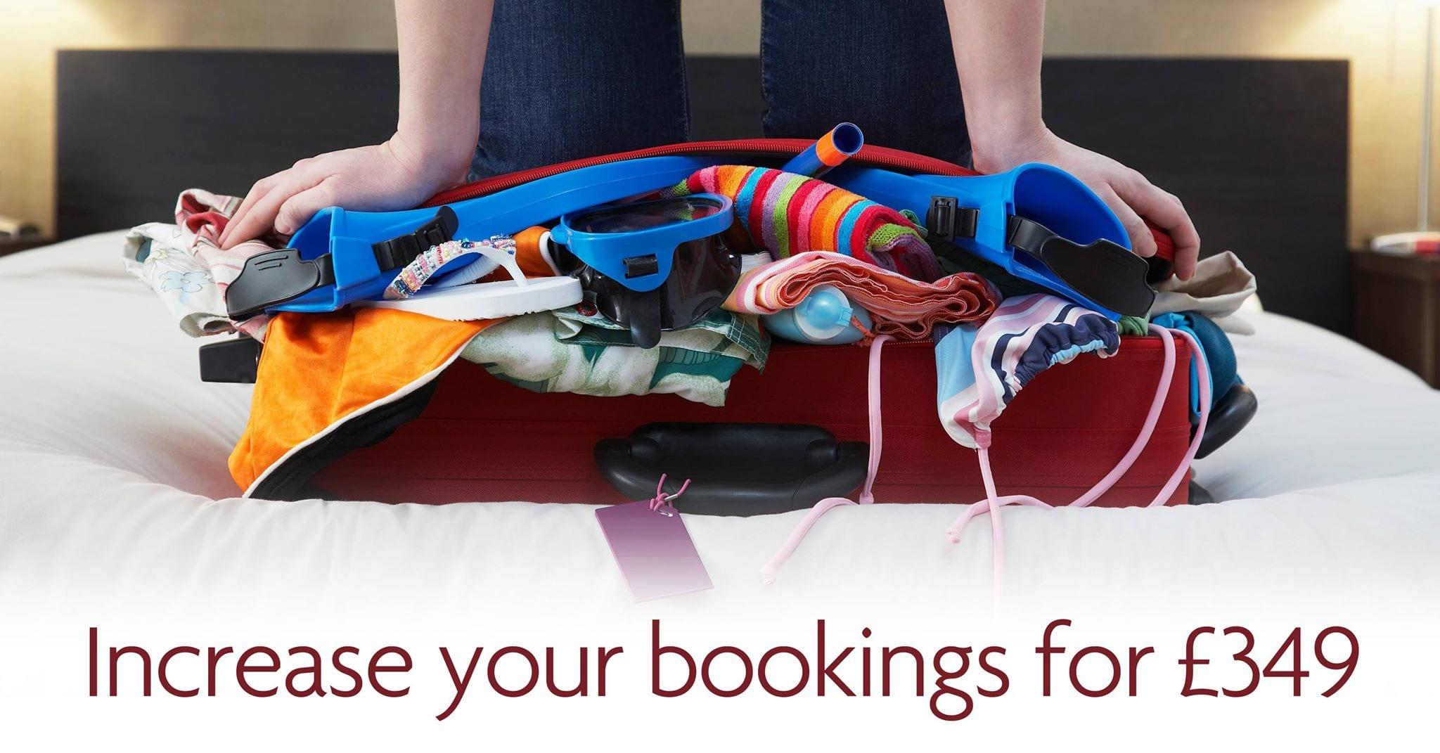 Increase Bookings OTA Hotel Optimisation